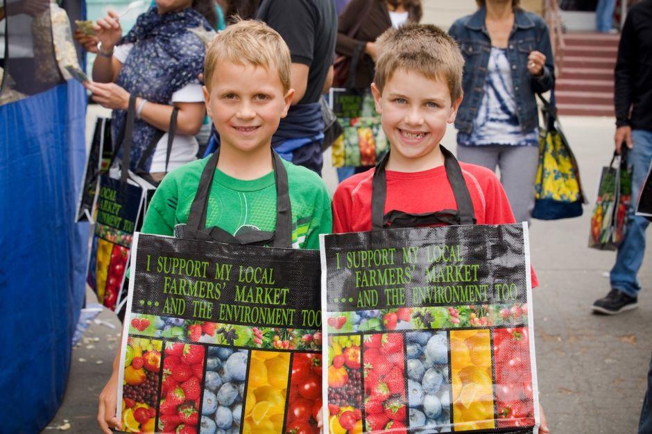 Ventura kids farmers market