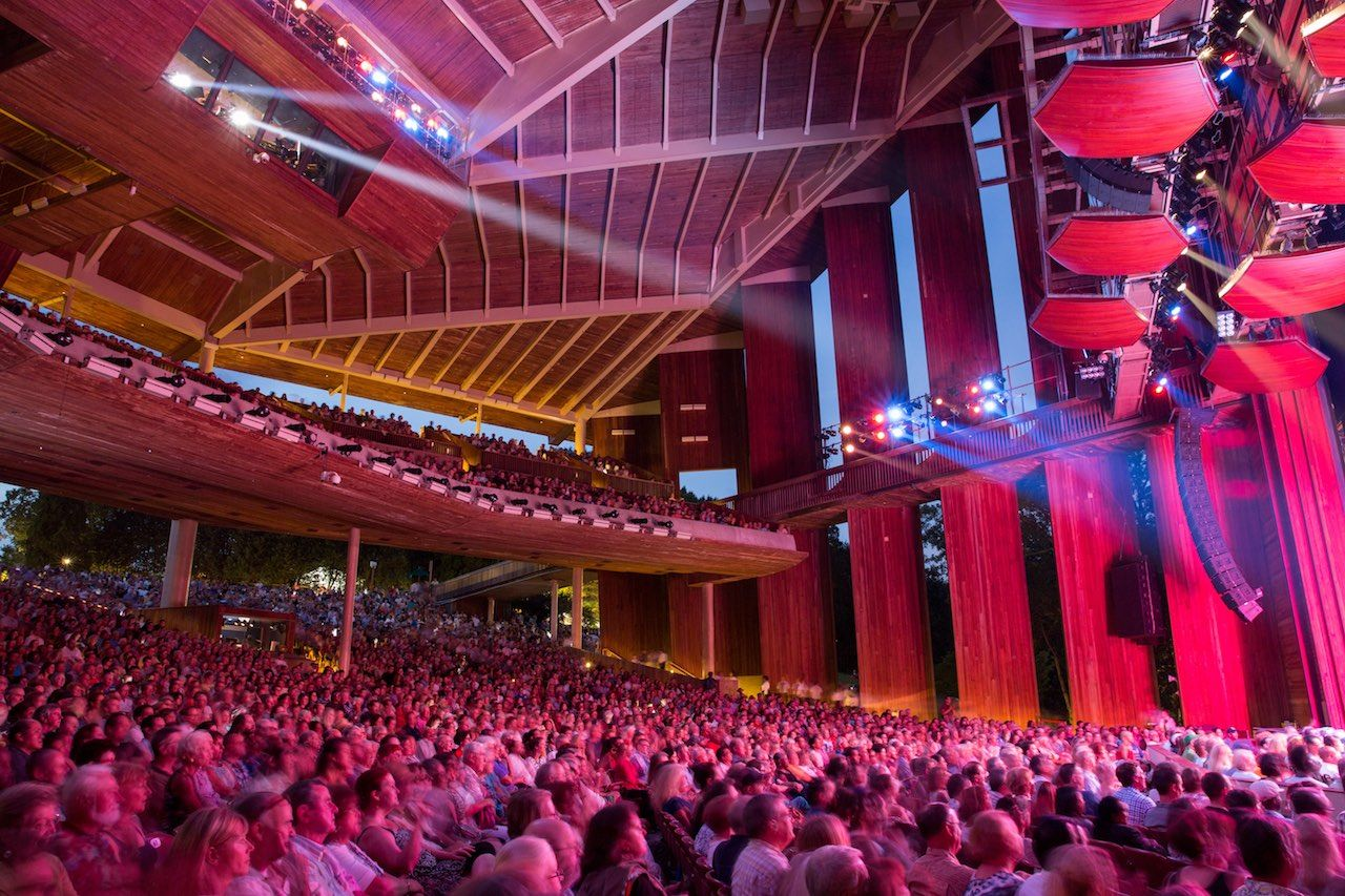 Wolf Trap National Park for the Performing Arts Fairfax Virginia