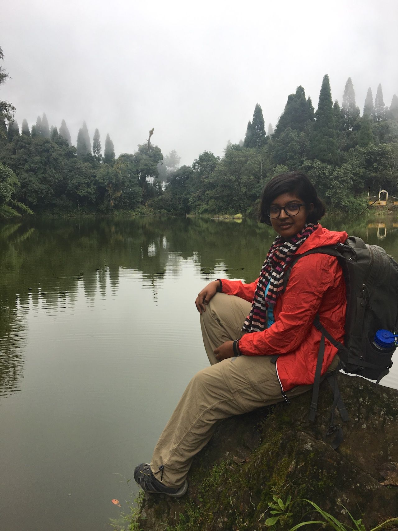 Nepali women solo travel
