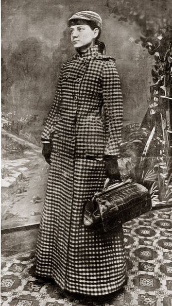 Nellie Bly the female journalist
