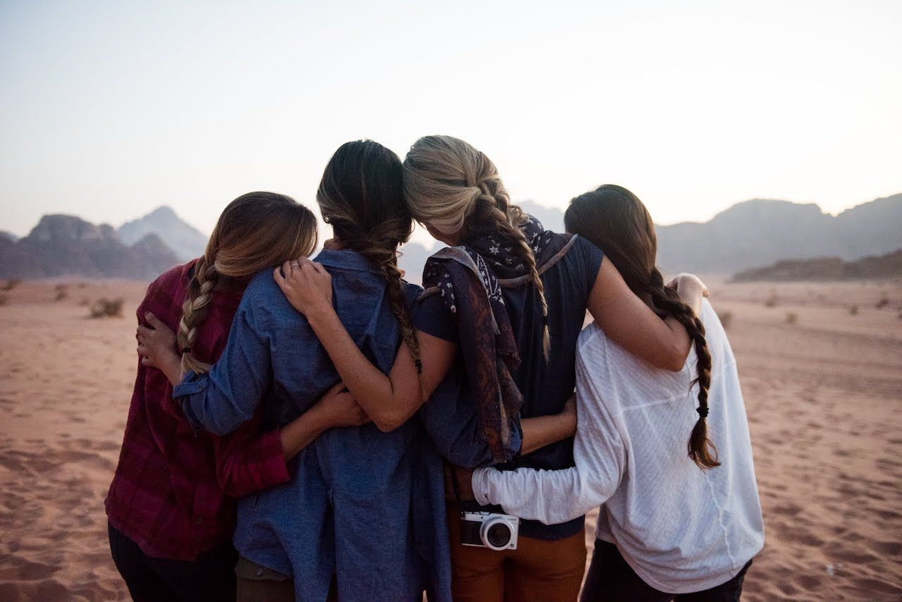 A Tribe Without Borders: Sisterhood through travel across the Middle East