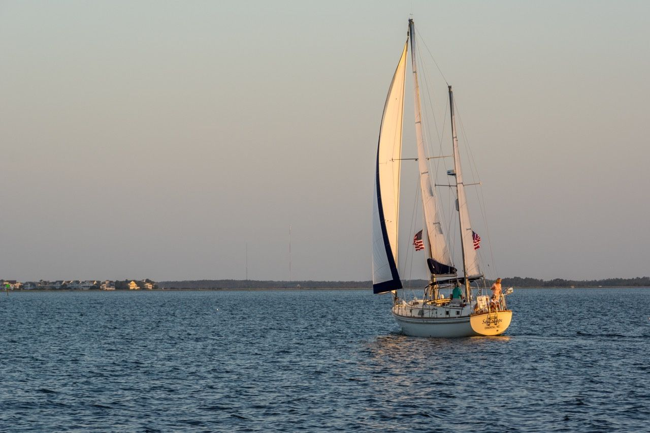 Sail Outer Banks North Carolina