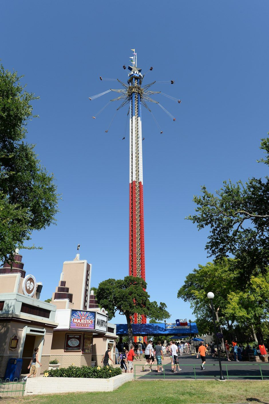 Six Flags Over Texas Skyscreamer Arlington