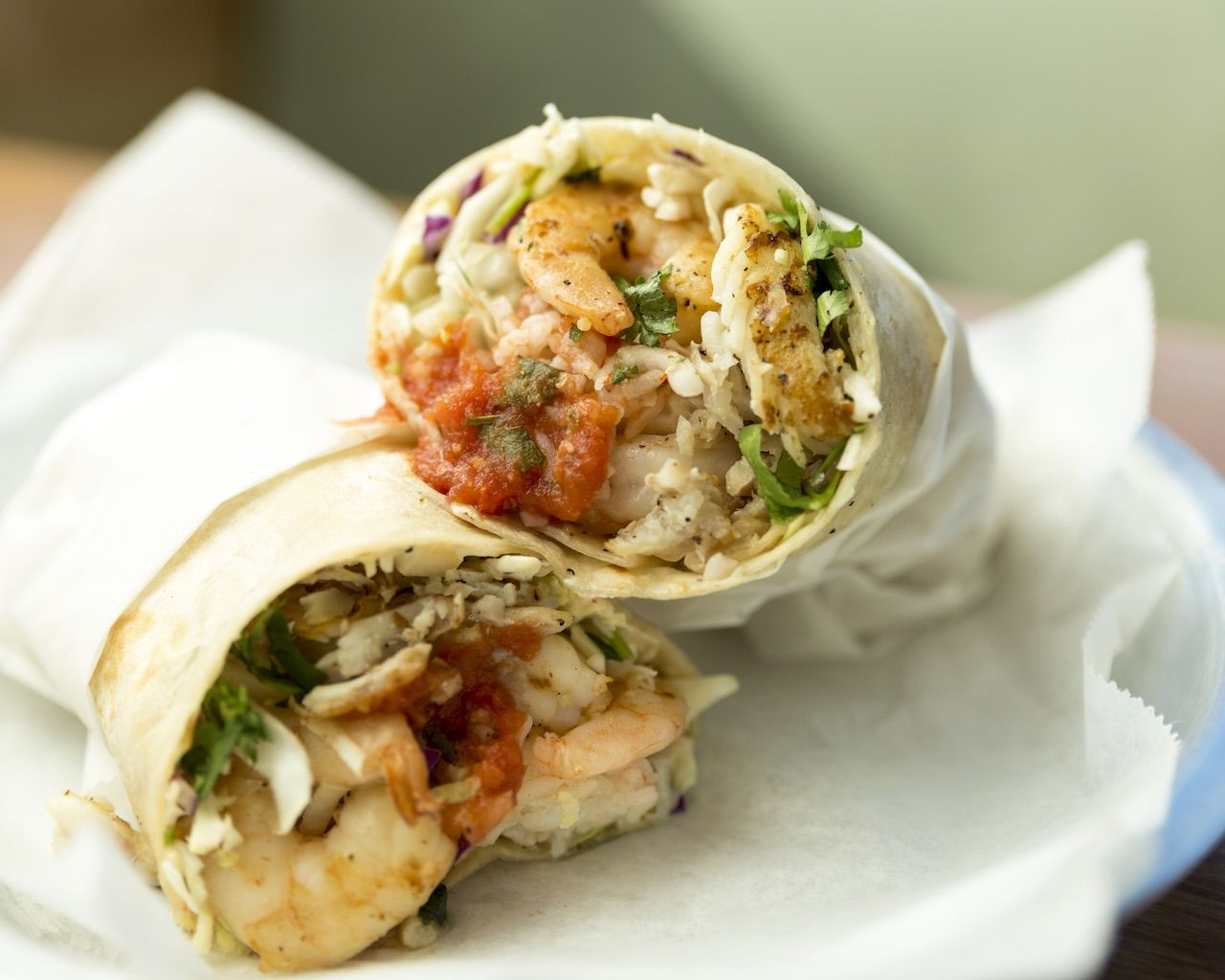 Spencer Makenzies Fish Company Ventura California fish tacos