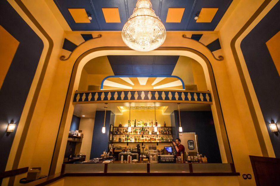 Tonic Santa Fe New Mexico restaurant bar