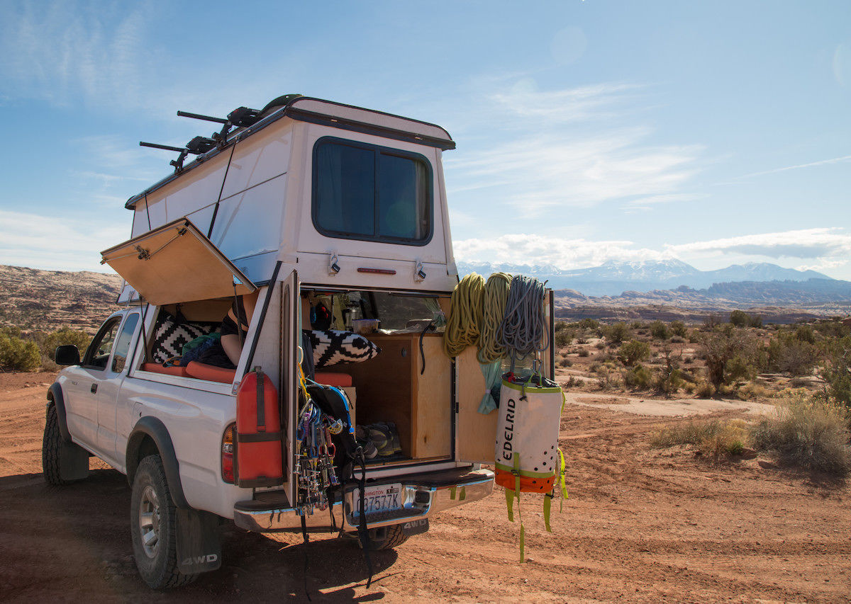 This Adventure Truck May Be The Greatest Vanlife Vehicle