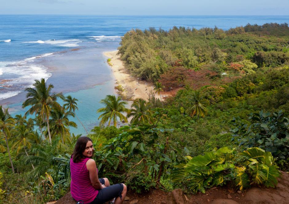 Hawaii trail