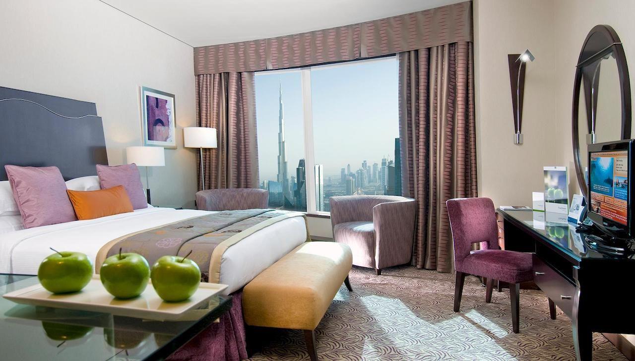 Rose Rayhaan by Rotana hotel