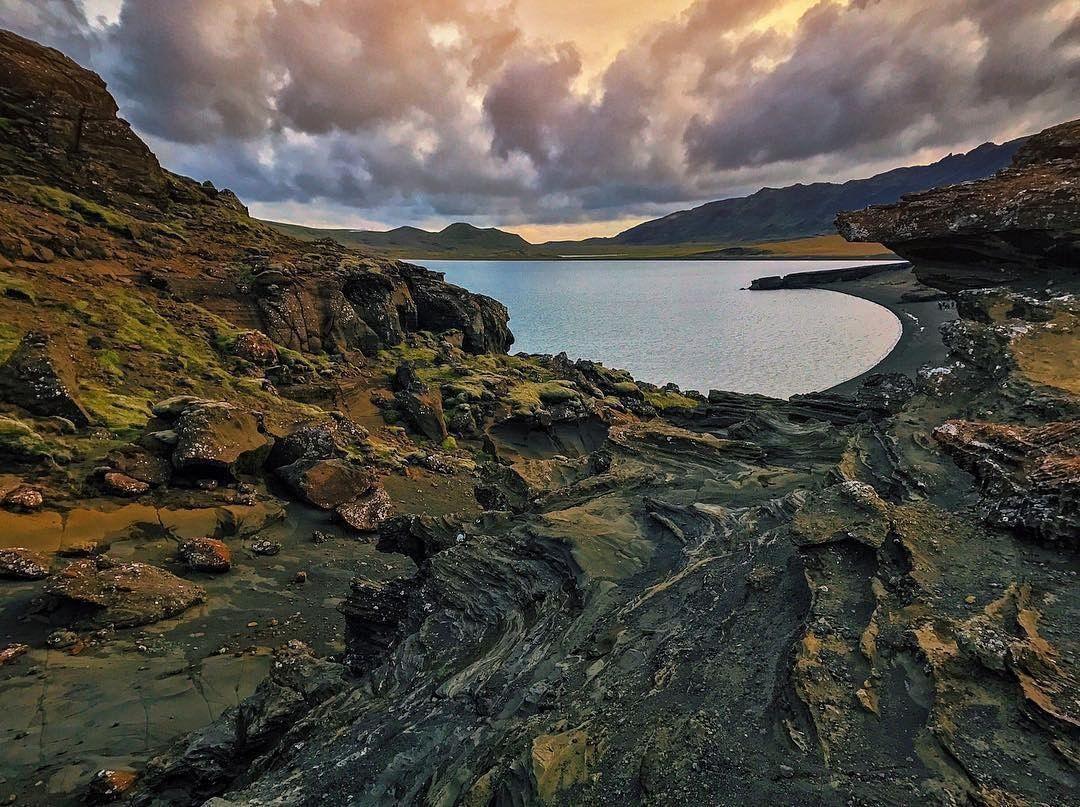 Kleifarvatn Iceland
