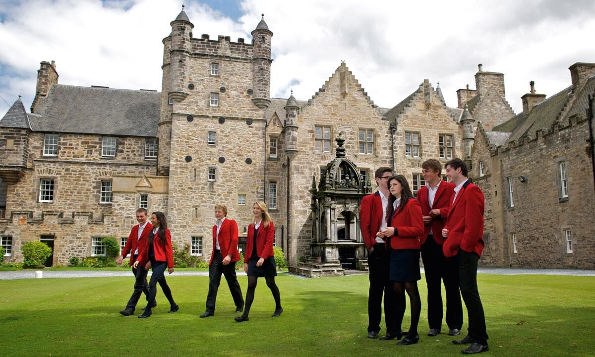Loretto School to become hogwarts