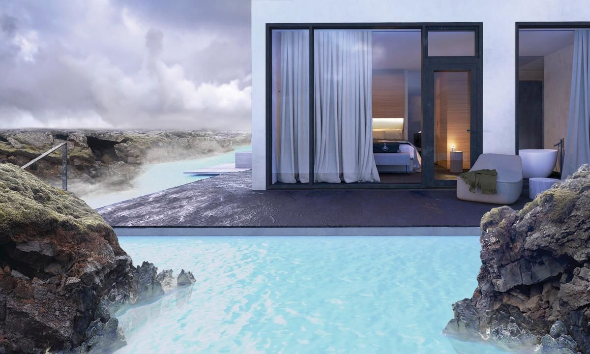 Iceland's biggest tourist attraction is getting a luxury hotel where you can escape crowds