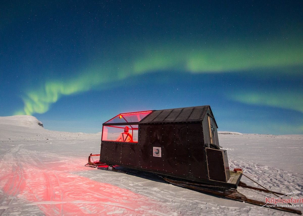 The 5 most epic, unique ways to see the northern lights