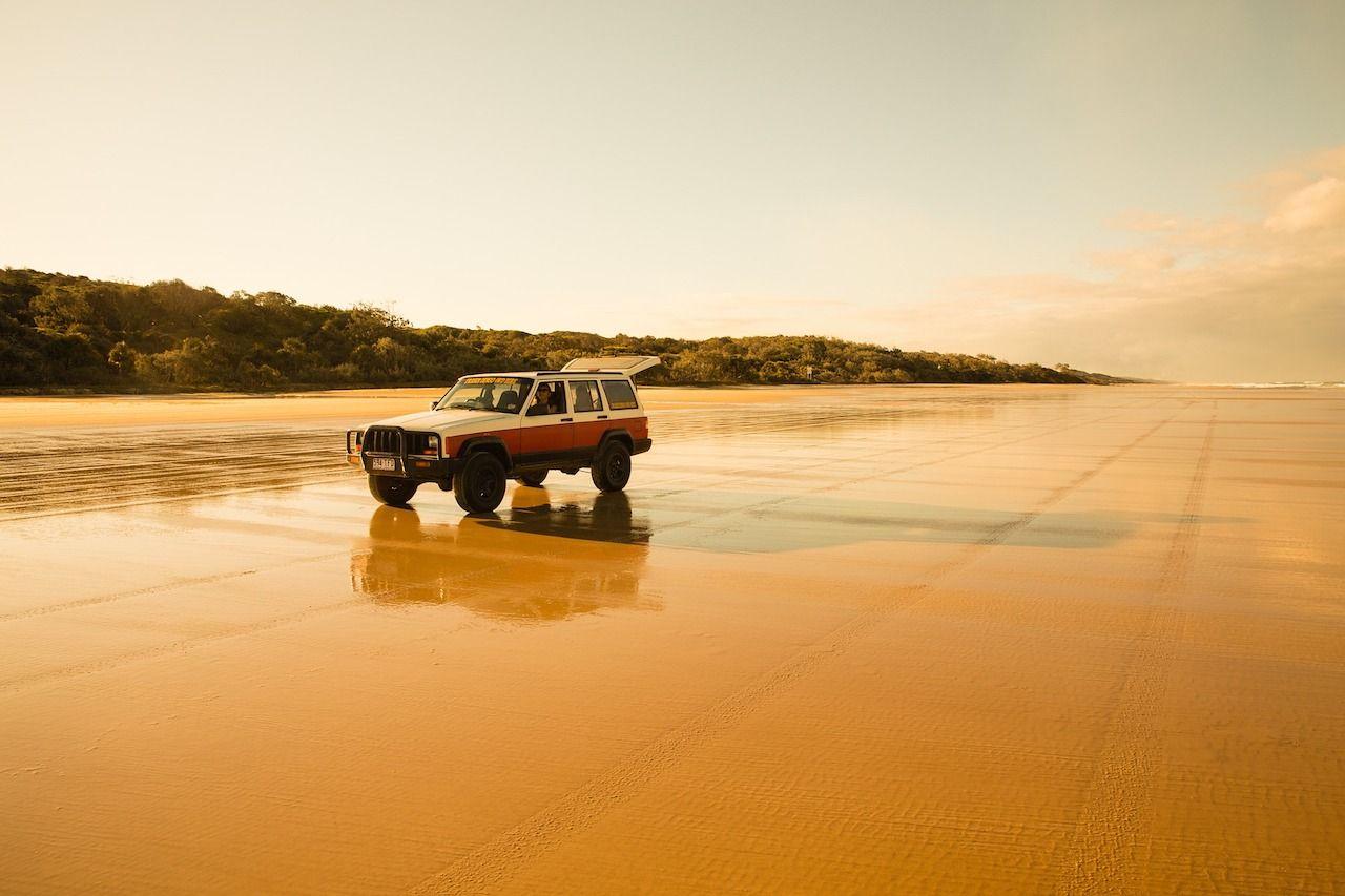 Australia's fraser island