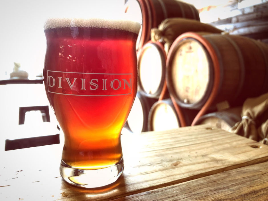 Division Brewing Arlington Texas
