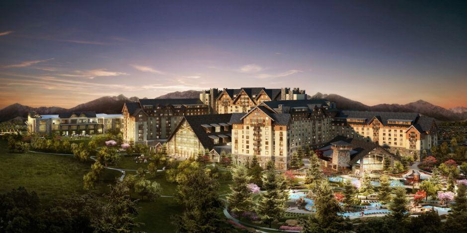 Gaylord Rockies Hotel Aurora Colorado