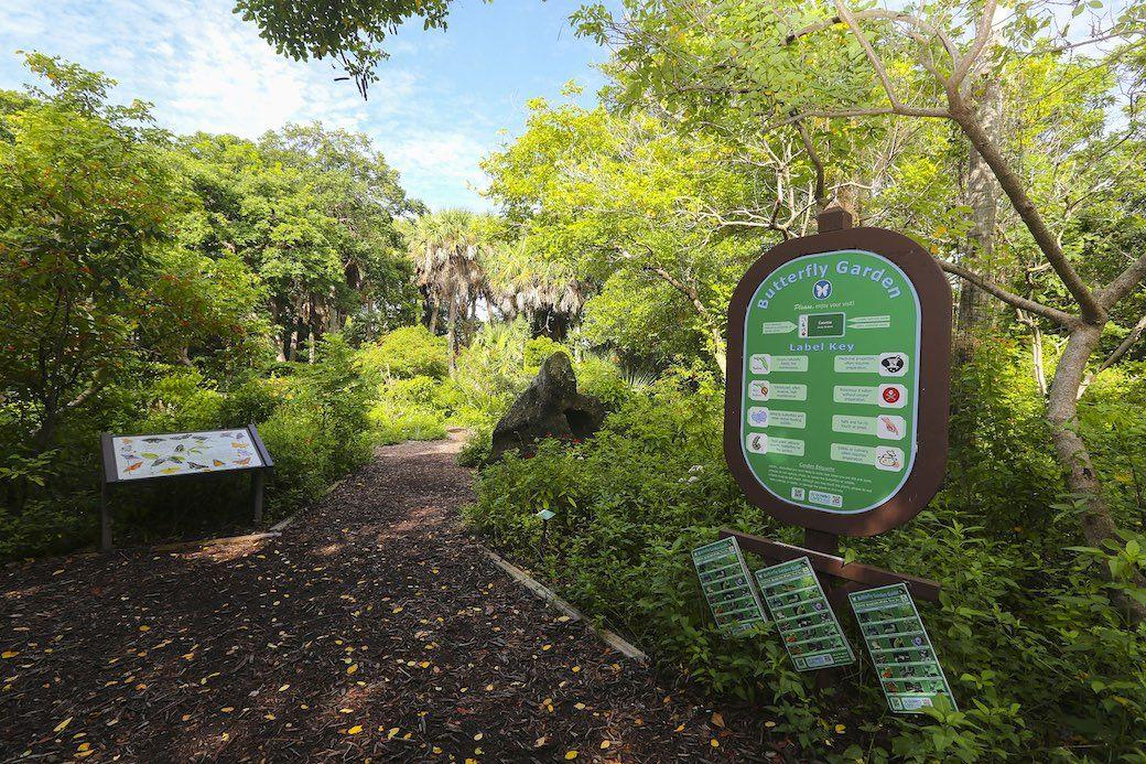 Gumbo Limbo Nature Center Palm Beaches Florida