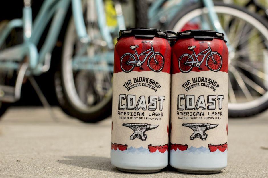Kayak Bike and Brew Traverse City Michigan beers