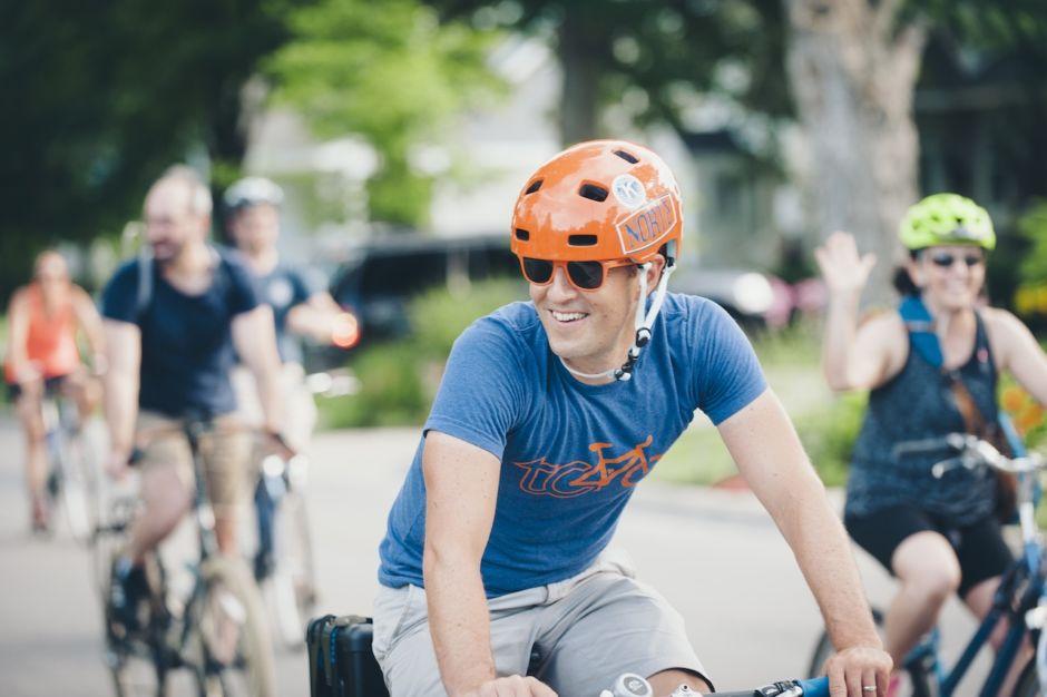Norte cycling Traverse City Michigan