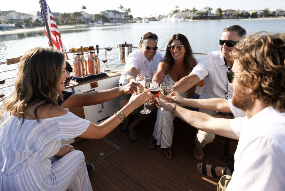 Prince Charters Huntington Beach California
