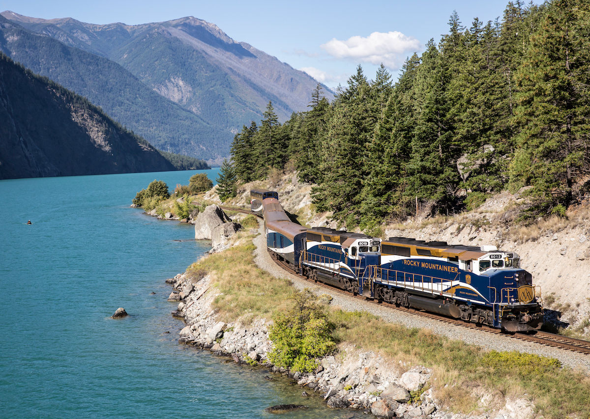7 reasons why the Rocky Mountaineer is the best way to see Western Canada