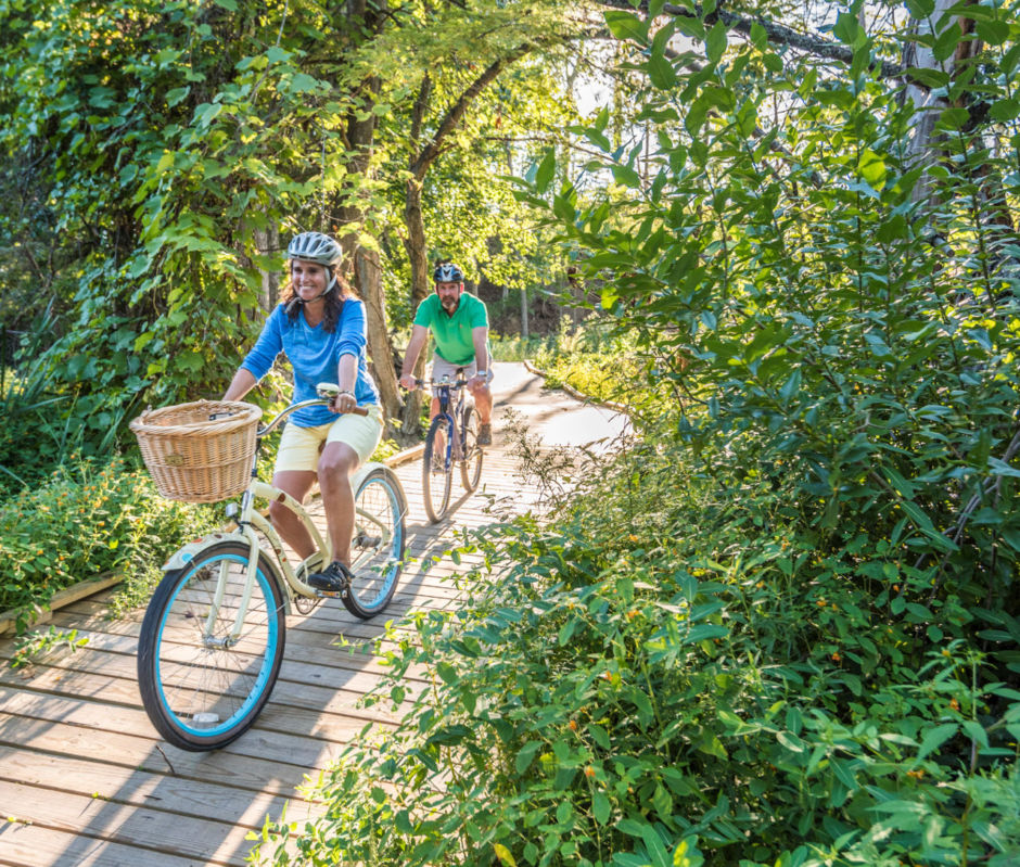 Traverse City Bike Month