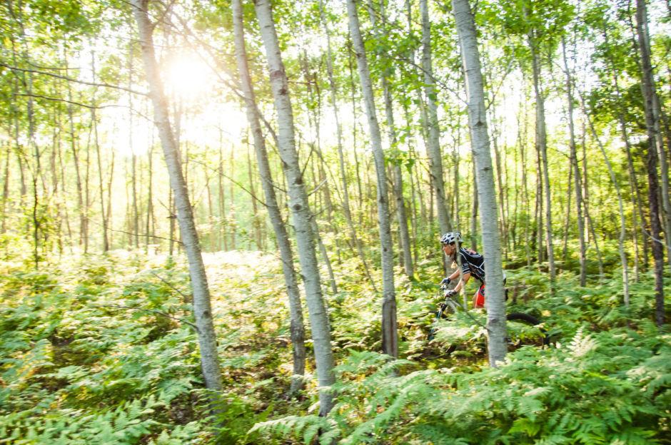 Traverse City mountain biking
