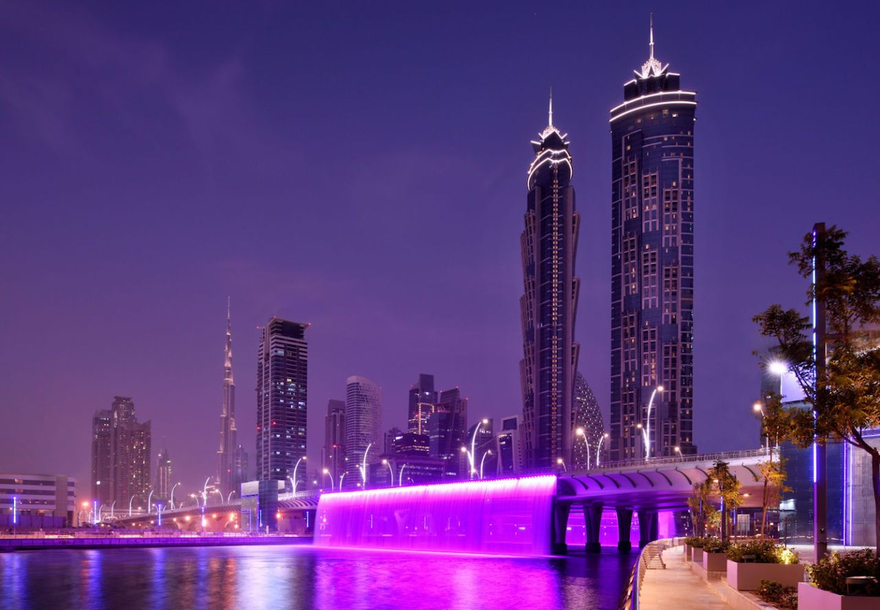 JW Marriott Marquis in Dubai