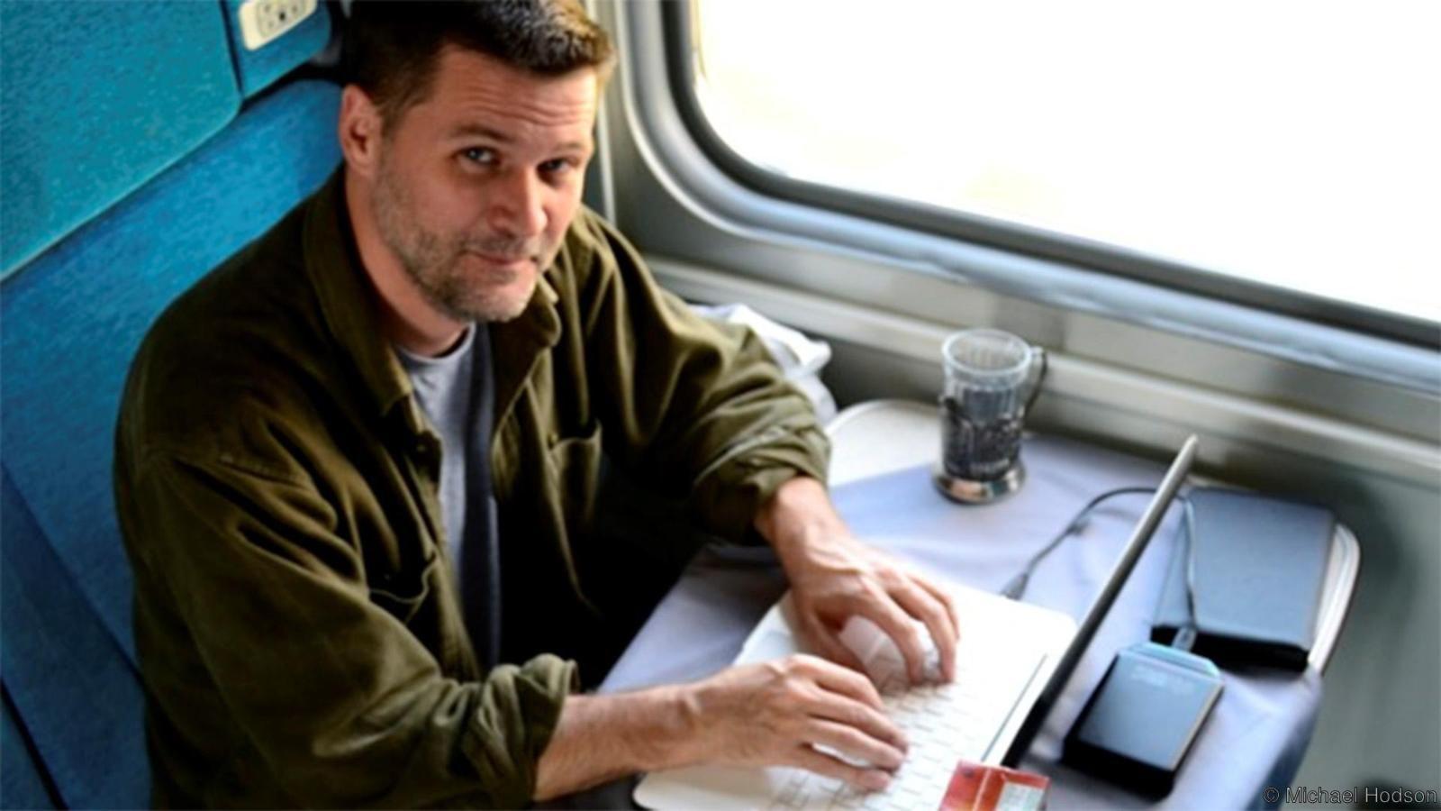 Michael Hodson, blogger