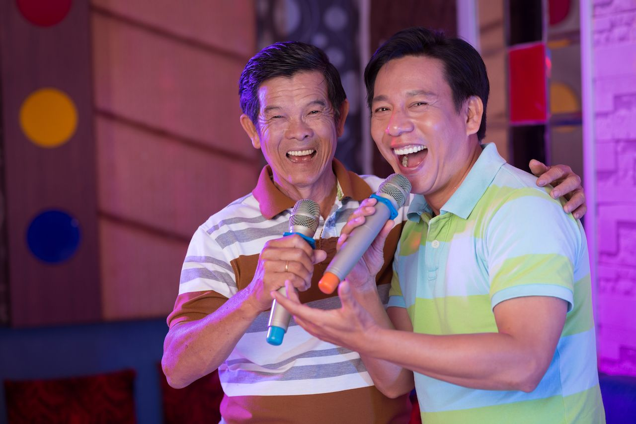 Seoul karaoke
