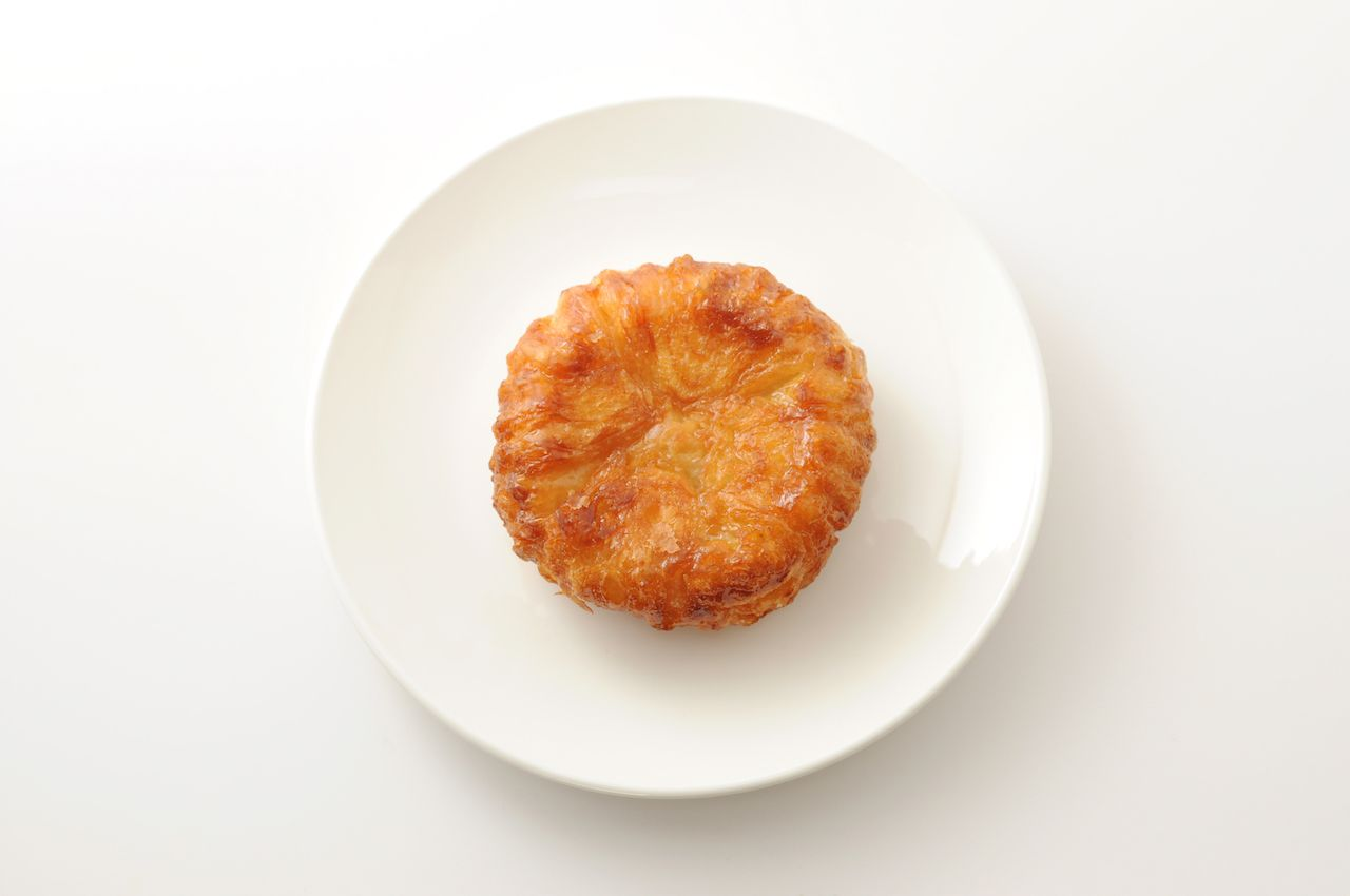 French kouign amann