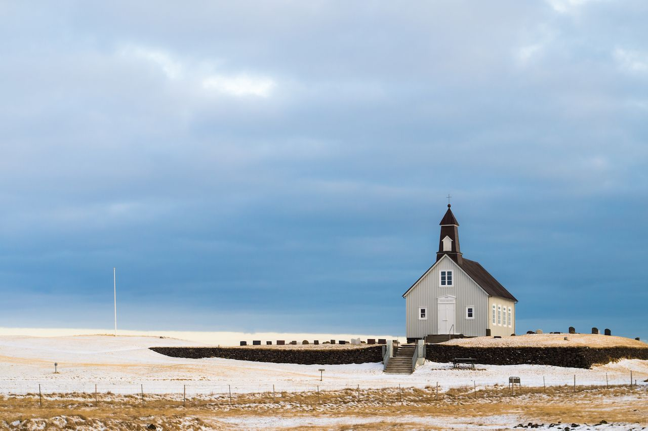 Miracle church of Iceland