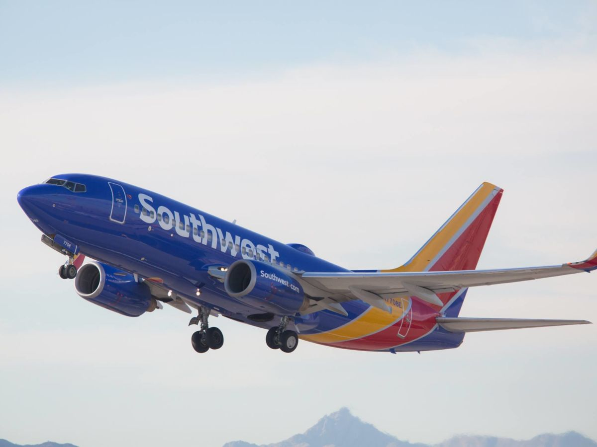 Southwest's is having a summer sale with flights as low as $55