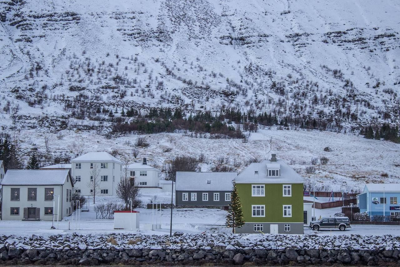 The Westfjords Residency