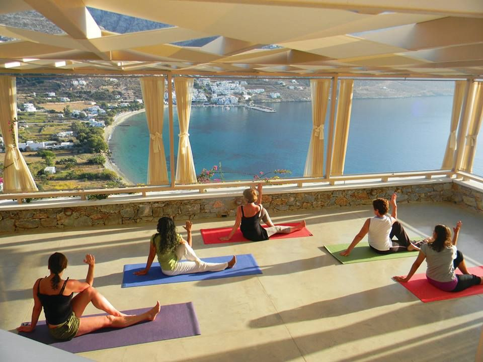 Amorgos Aegialis Hotel & Spa
