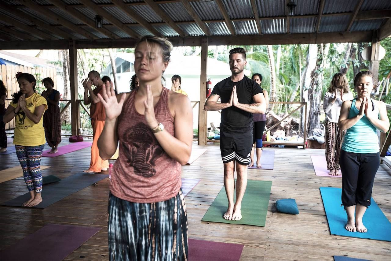 Sivananda Ashram Yoga Retreat Bahamas