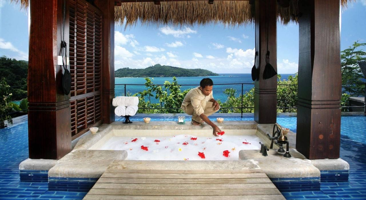 Spa in the Seychelles