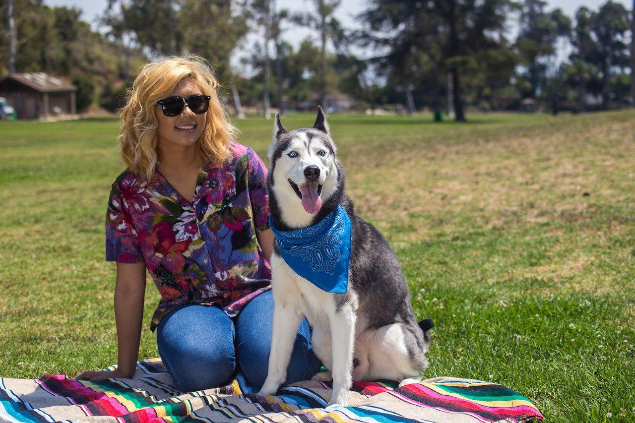 Arroyo Verde Park dogs Ventura California