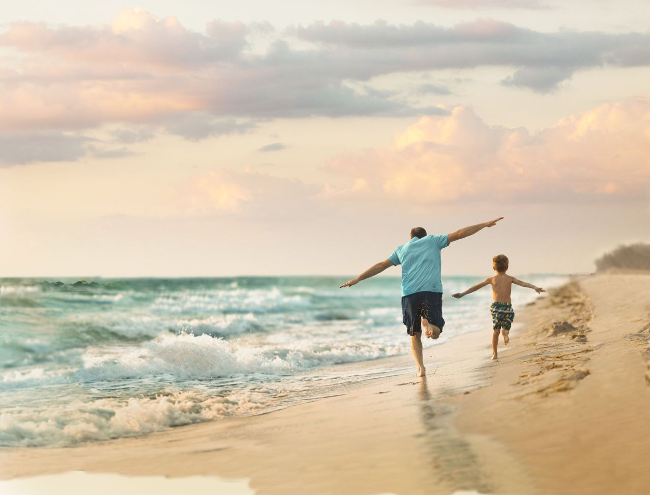 Family time on The Beaches of Fort Myers & Sanibel