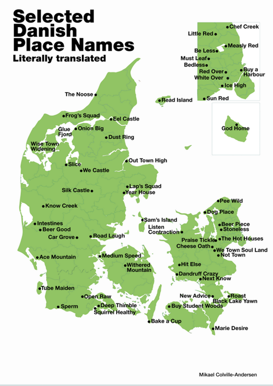 Danish translations