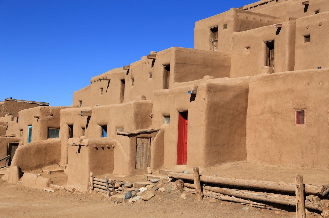 Pueblo home