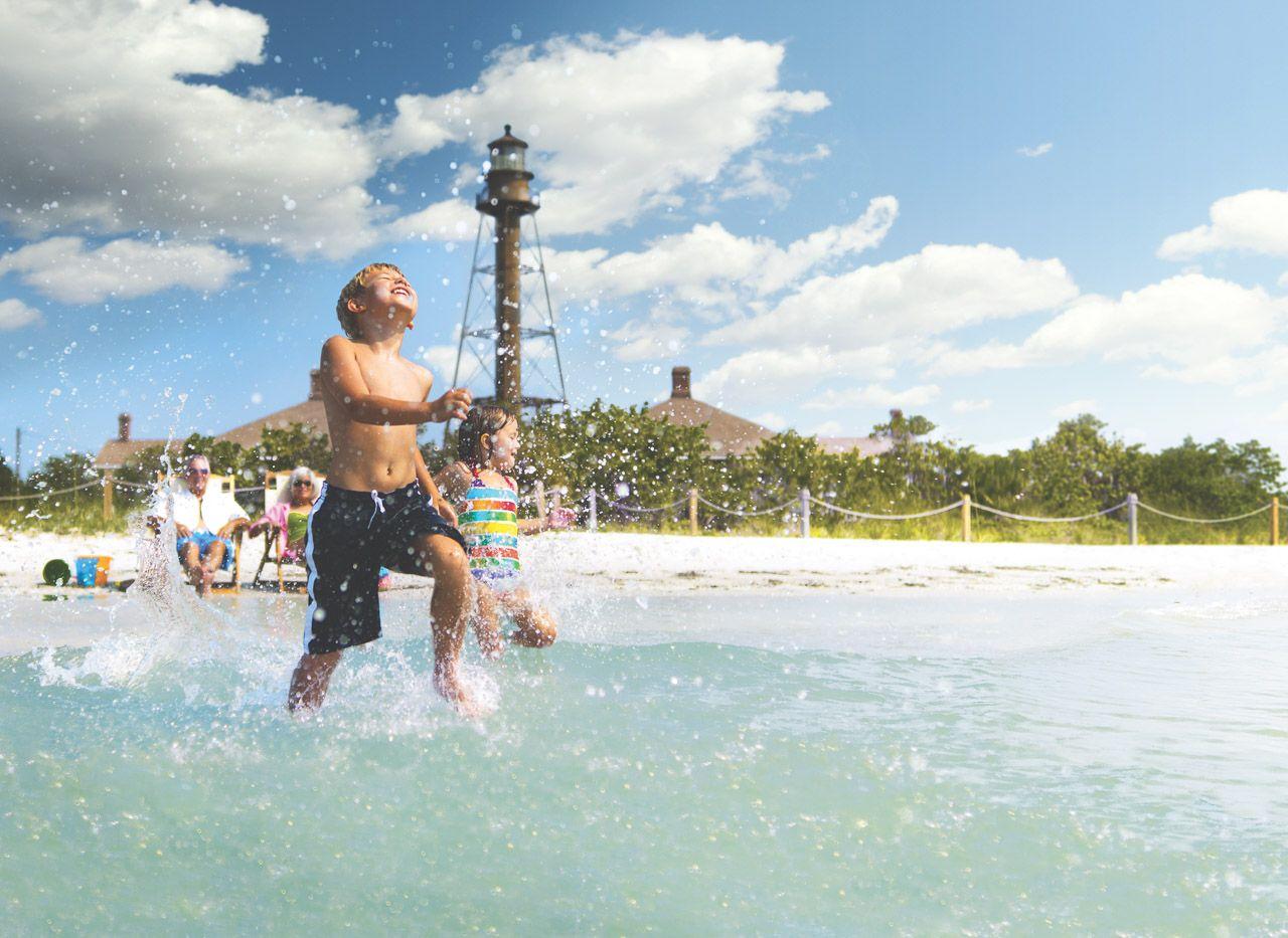 Fort Myers and Sanibel Florida family Sanibel Island