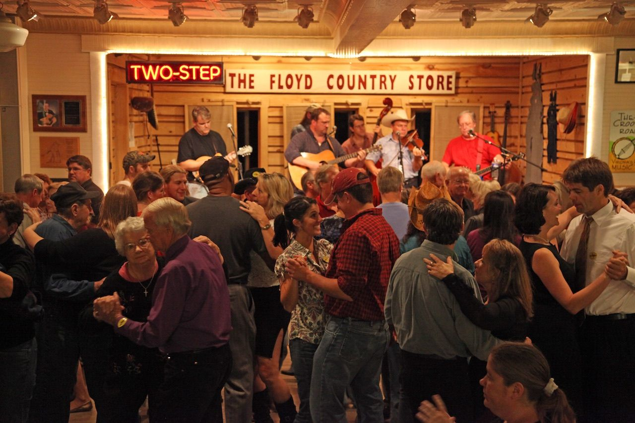 The Floyd Country Store Virginia music heritage