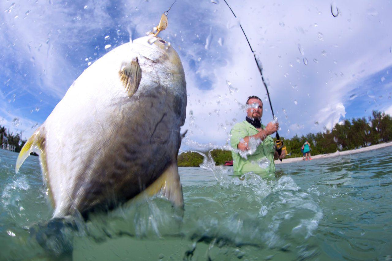 Fishing, Blind Pass