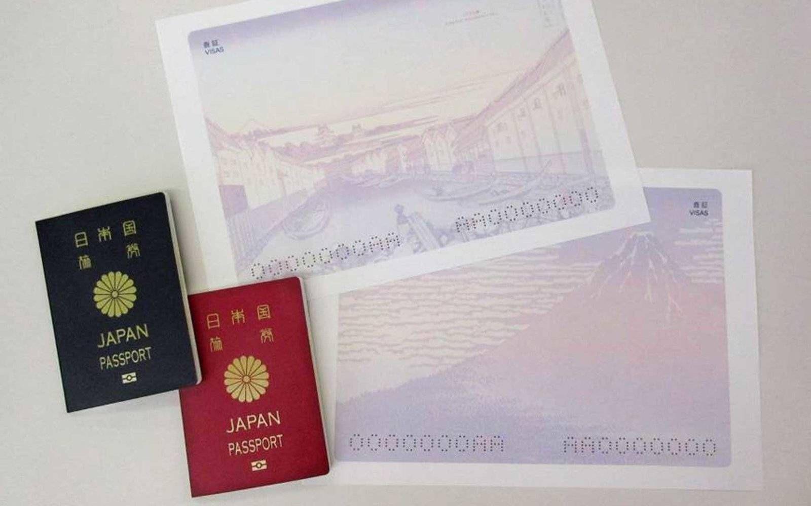 Japan passport