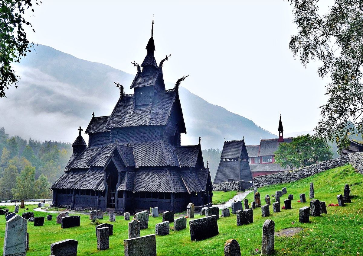 7 of the world's coolest-looking churches you didn't know existed