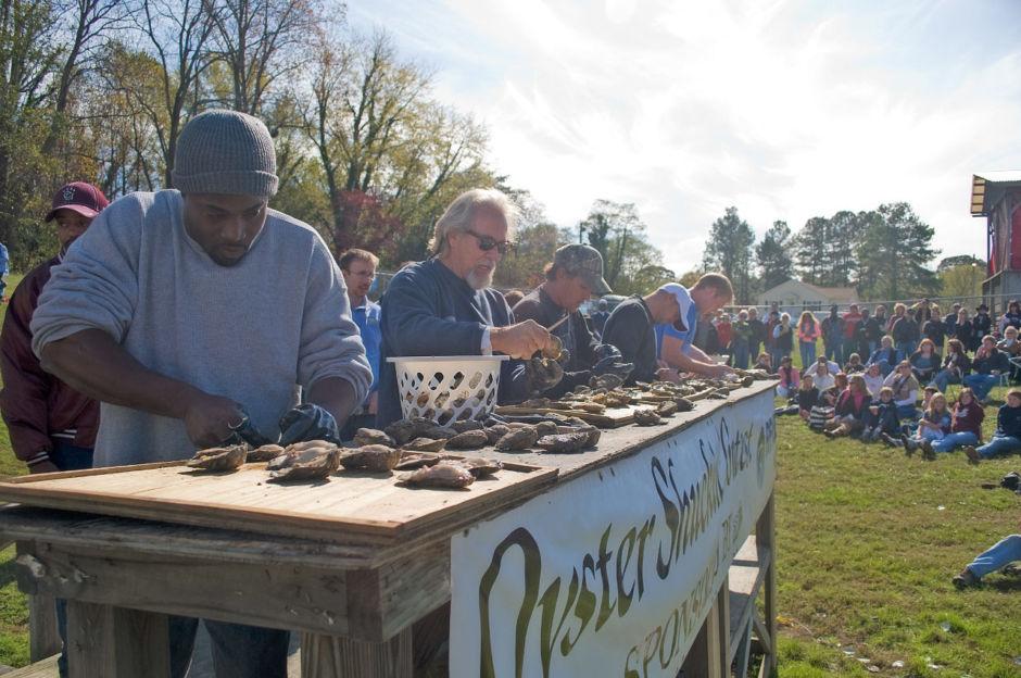 Urbanna Oyster Festival, Virginia