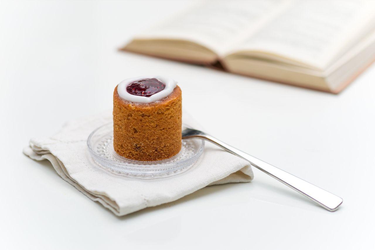 Runeberg torte pastry