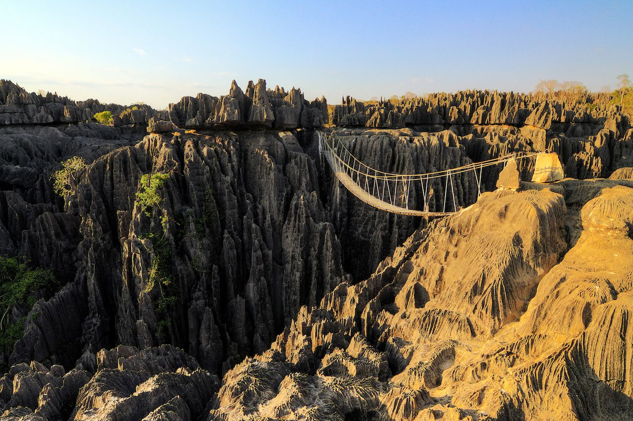 Bridge in Madagascar