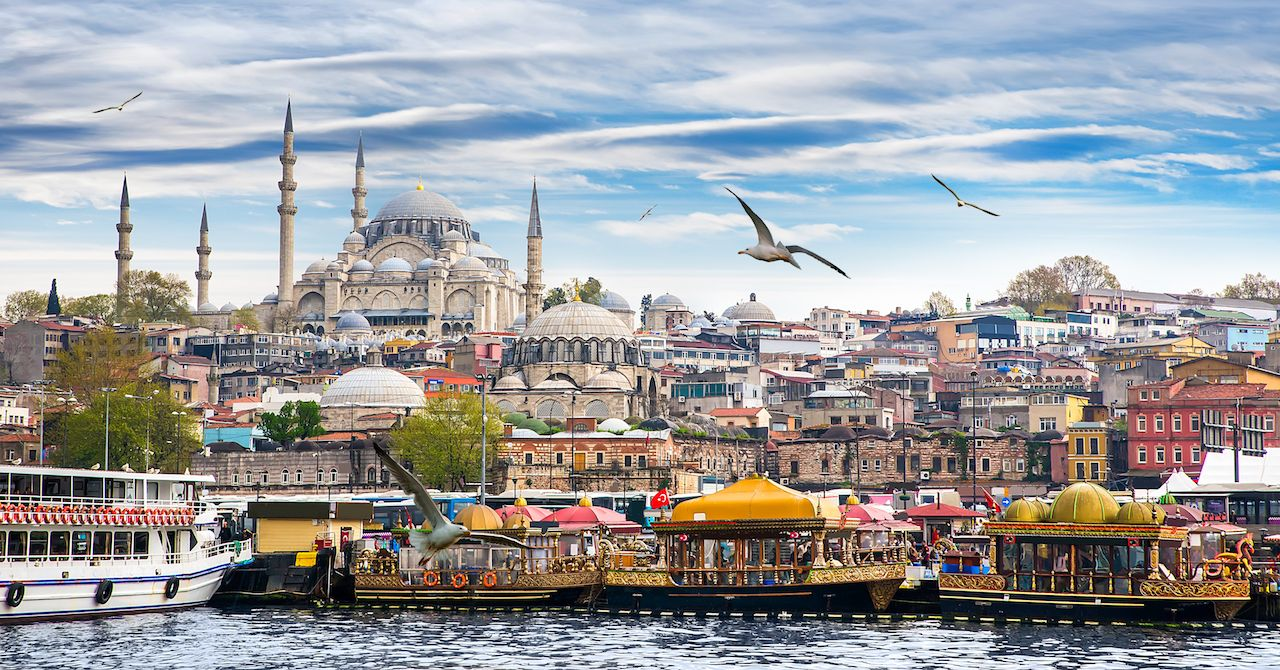 Istanbul capital of Turkey