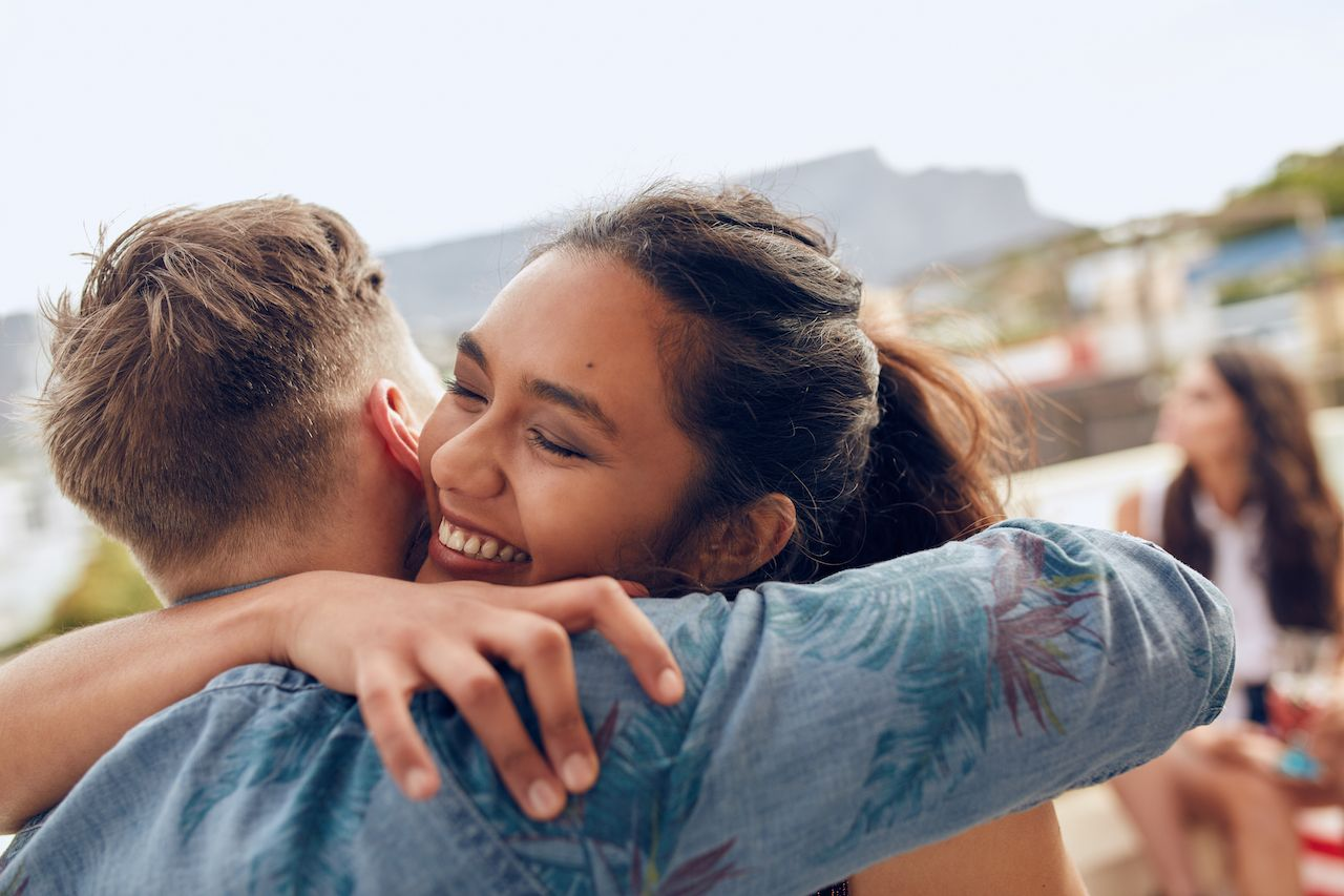 Kissing in France is totally different from region to region